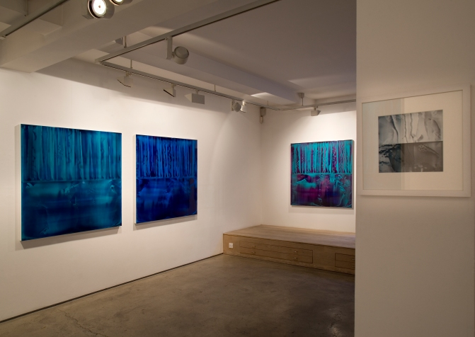 Sarah Myerscough Gallery, London, 2015